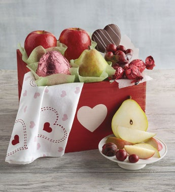 Valentines Day Fruit-of-the-Month Club174 Collection