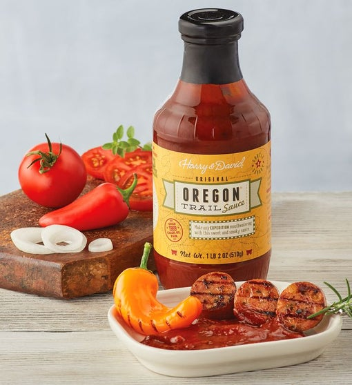Oregon Trail Barbecue Sauce