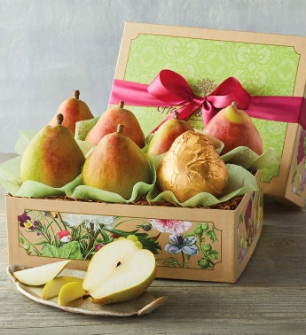 Royal Verano® Pears Mother's Day Gift Box