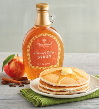 Harvest Spice Syrup
