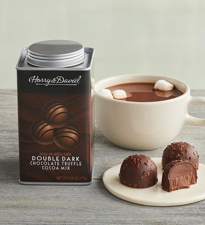 Cocoa Pleasures Double Dark Chocolate Cocoa Mix