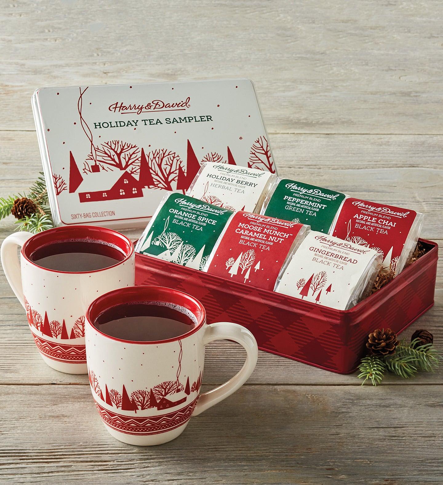 Holiday Tea and Mug Gift
