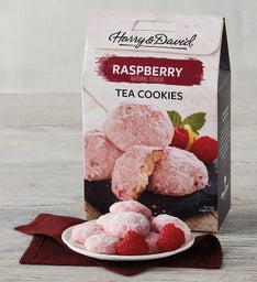 Raspberry Tea Cookies (10 oz)