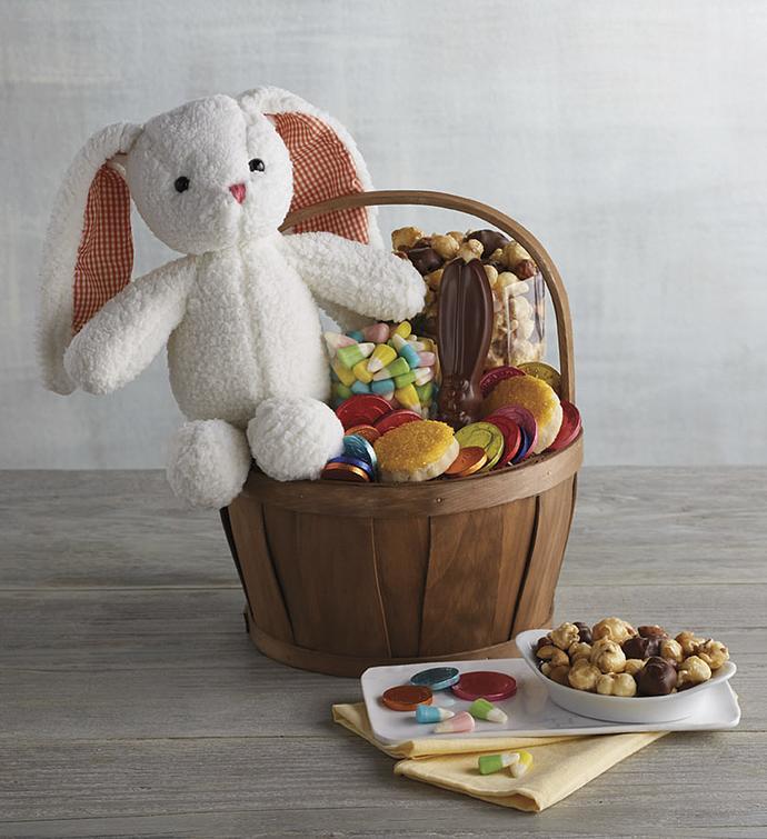 Easter Bunny Gift Basket & Easter Bunny Gift Basket | Easter Baskets Delivered | Harry u0026 David