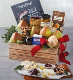 Harry & David Deluxe Northwest Inspirations Gift Basket