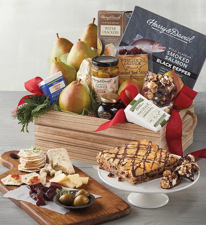 Grand Northwest Inspirations Gift Basket