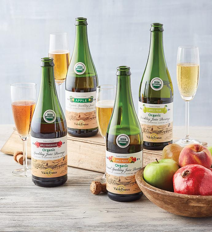 Pick 3 Organic Sparkling Juices