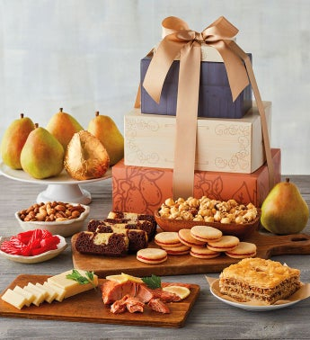 Tower of Treats® Summer Deluxe Gift