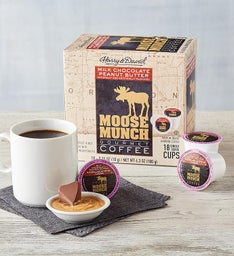 Moose Munch® Milk Chocolate Peanut Butter Single-Serve Coffee