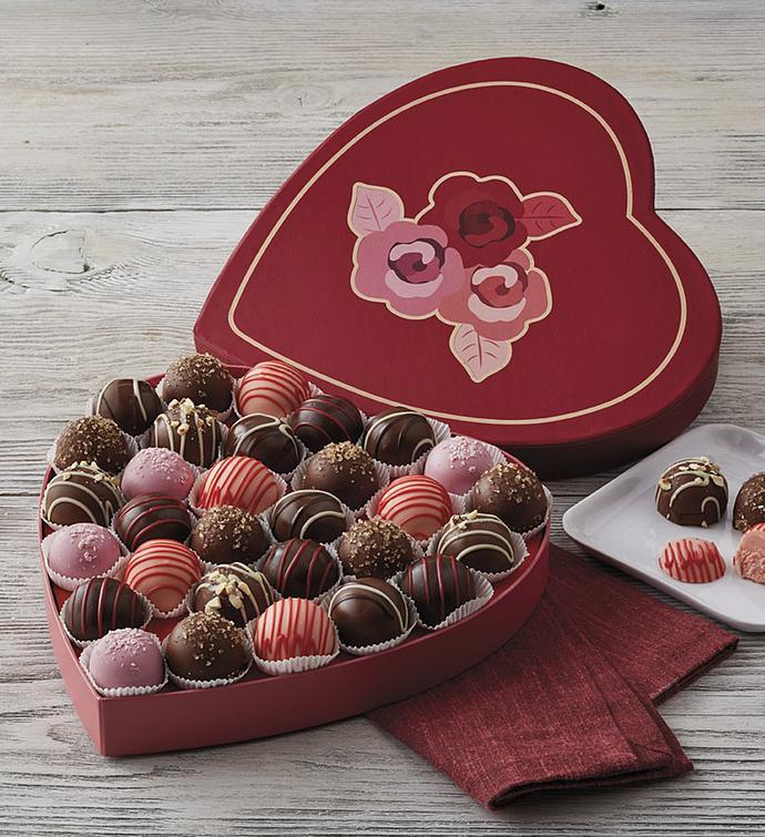 Valentine S Day Chocolate Truffles Harry David