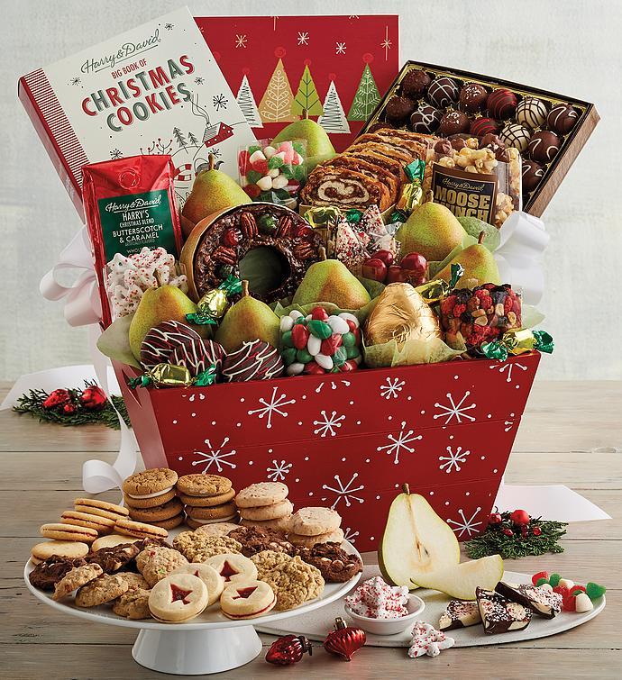 Supreme Christmas Gift Basket
