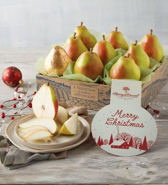 Royal Riviera174 Christmas Pears - 4 lb Duo