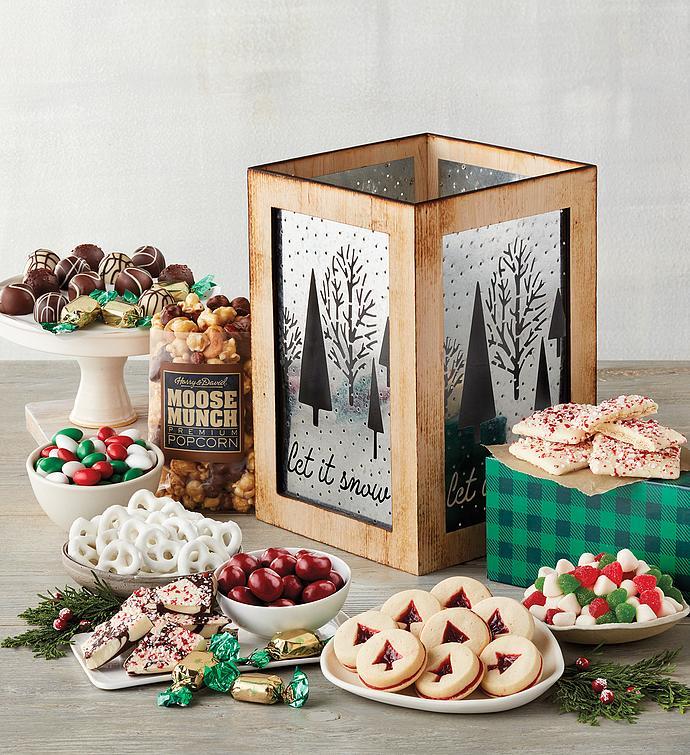 Holiday Sweets Lantern Gift