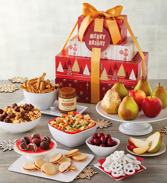 Deluxe Holiday Davids Gift Tower