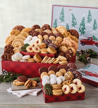 Grand Christmas Cookie Party Gift
