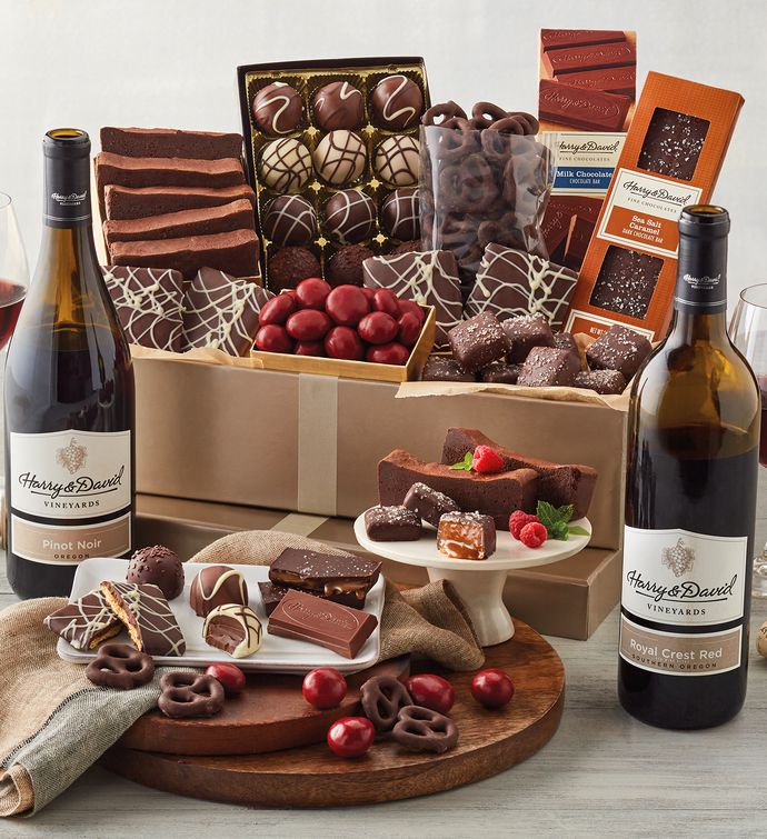 Sweet Treats Wine Pairing Collection  Two Bottles