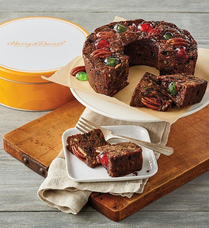 Traditional Fruitcake   Pounds