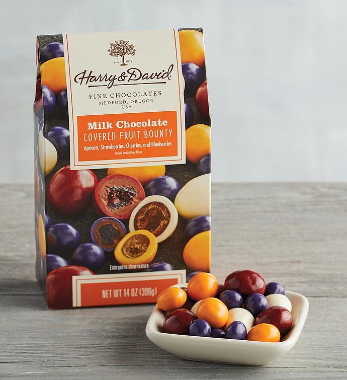 Milk Chocolate Fruit Bounty