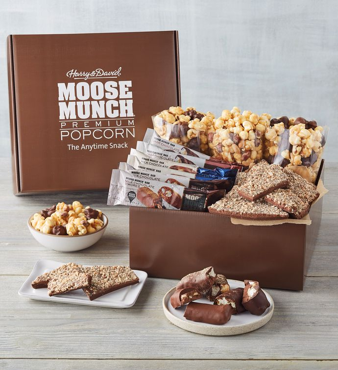 Moose Munch Gourmet Collection