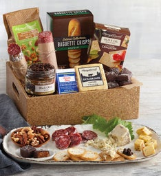 Country Living Artisan Appetizers Tray
