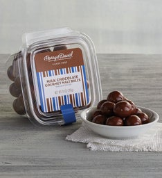 Milk Chocolate Gourmet Malt Balls
