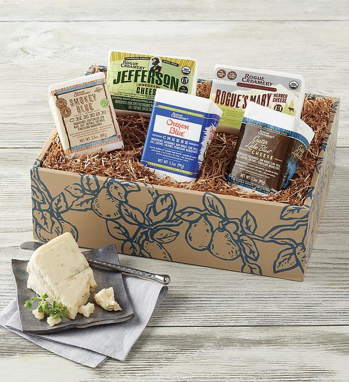 Rogue Creamery Gift Box by Harry & David