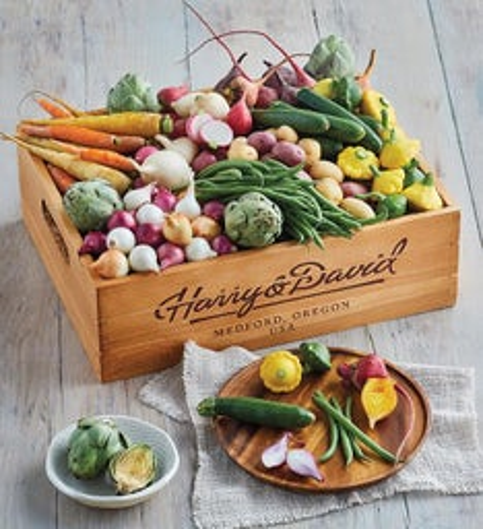Baby Vegetable Basket