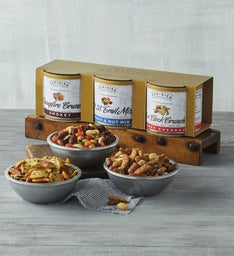 Gourmet Snack and Nut Assortment
