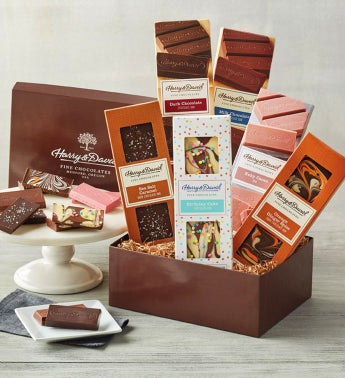 Chocolate and Ruby Cacao Bar Collection