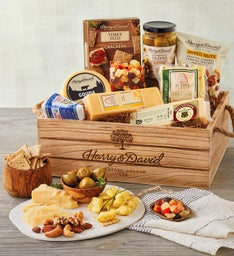 Country Living Deluxe Cheese Crate