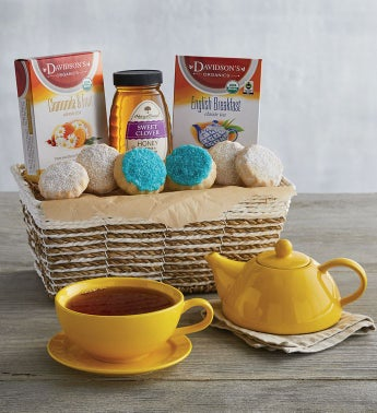 Teapot and Treats Gift snipeImage