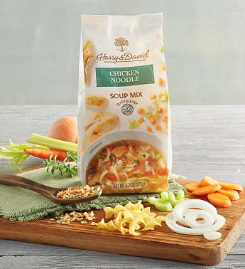 Hearty Chicken Noodle Soup Mix