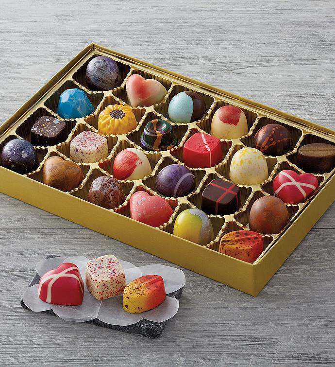 Belgian Chocolate Artisan Truffles