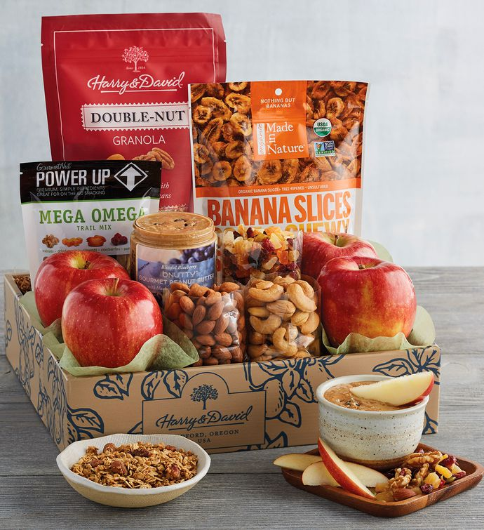 Deluxe Good Choice Snack Box