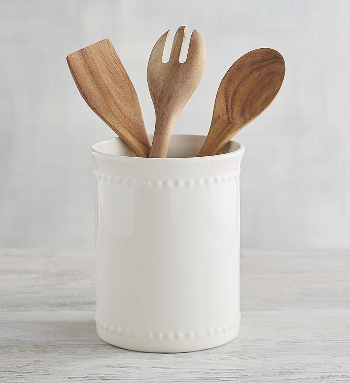 Hobnail Pattern Tool Jar