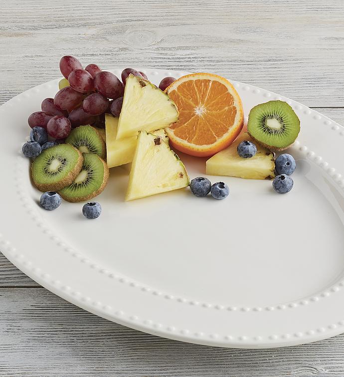Hobnail Platter