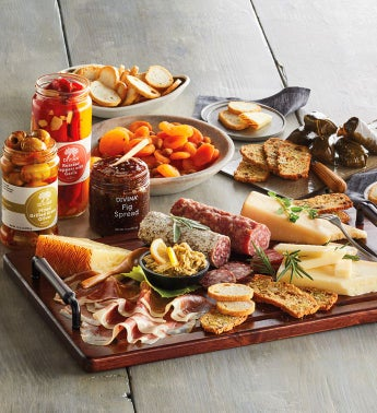 Classic Epicurean Charcuterie and Cheese Collection