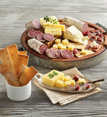 Organic Charcuterie And Cheese Collection by Harry & David
