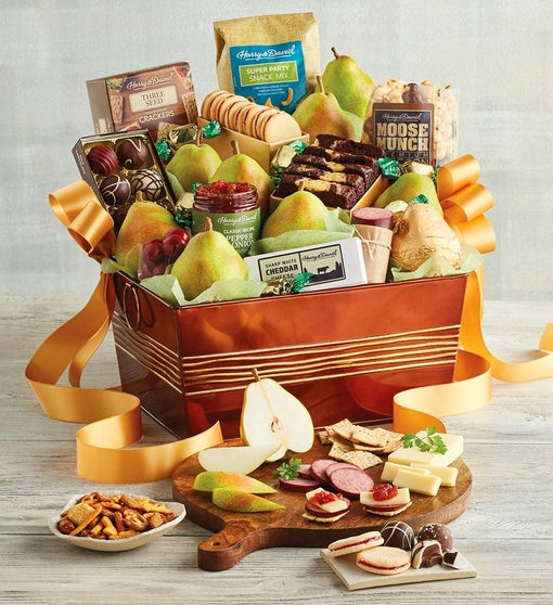 Grand Favorites Gift Basket