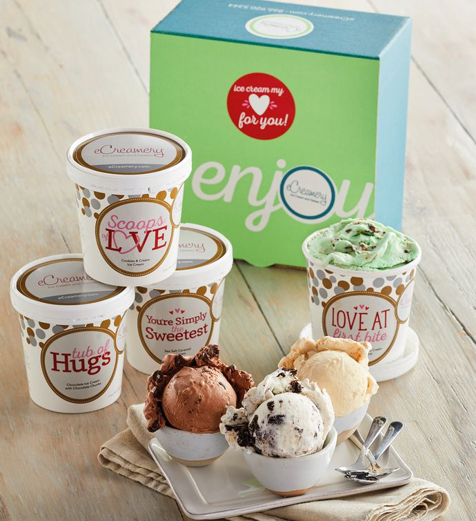 Ice Cream My Love For You Collection