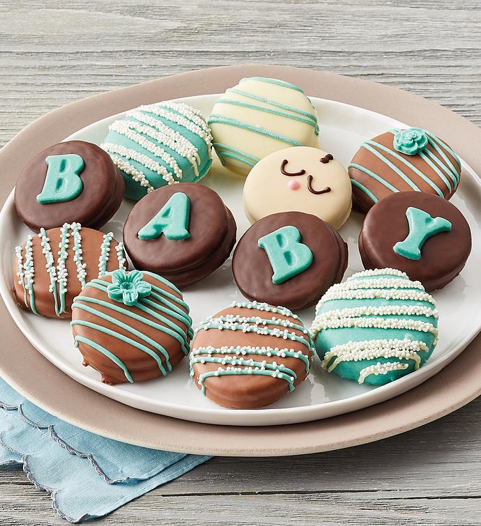 New Baby Cookies Gift