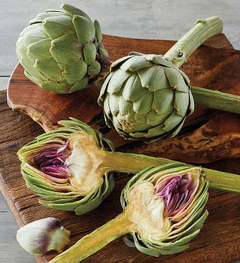 Ocean Mist174 Farms Long-Stem Artichokes
