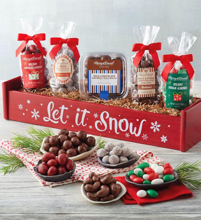 Let it Snow Treats Box
