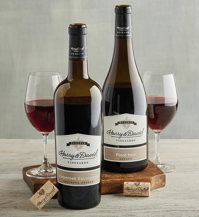 Award-Winning Reserve Red Wine Duo