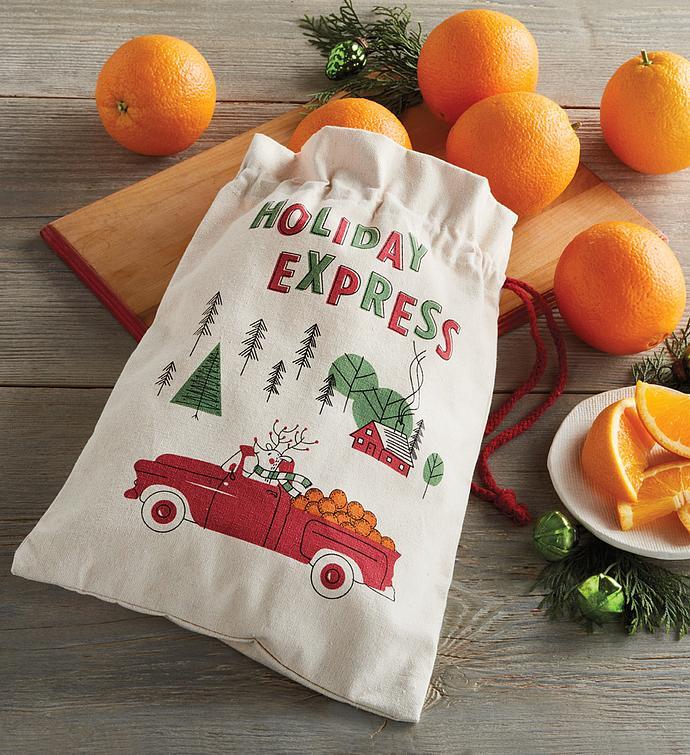 Santas Christmas Oranges