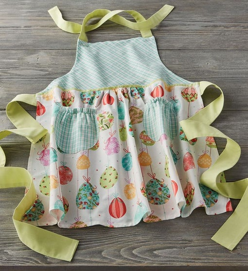 Egg Drop Apron