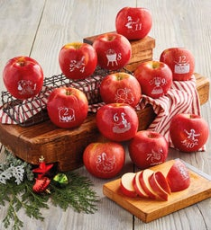 Days of Christmas Apples