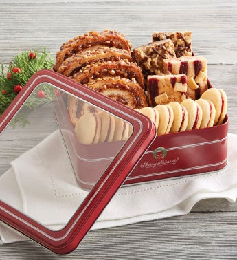 Holiday Bakery Tin