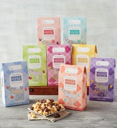 Moose Munch Premium Popcorn Assorted Favorites Pack