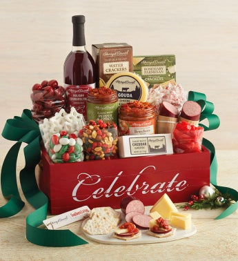 Southern Living Holiday Gift Crate